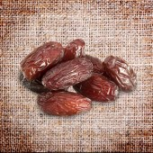 Organic Dates, Pitted