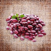 Organic Kidney Beans, Red