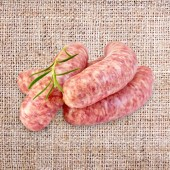 Salt & Pepper Pork Sausage