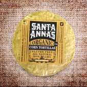 Santa Anna's Corn Tortillas - Frozen