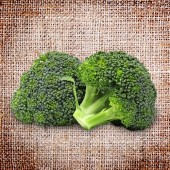 Organic Broccoli, Frozen