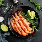 Argentinian Wild Caught Prawns