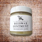 Honeyguide Beeswax Ointment (Propolis and Jojoba)