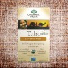 Tulsi Organic Lemon Ginger Tea