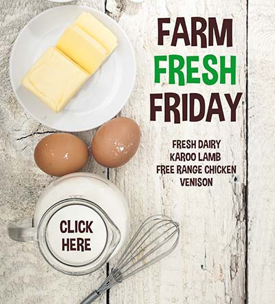 Organic Food Cape Town delivery tygervalley northern suburbs
